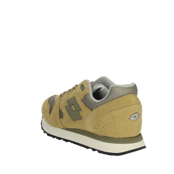 <Lotto Shoes Sneakers Mustard 210670