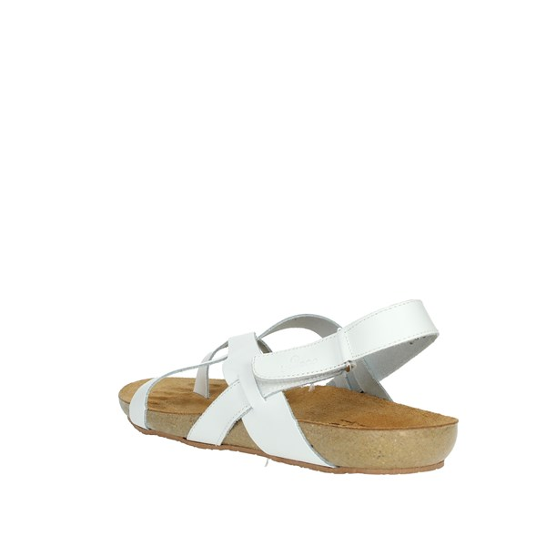 Yokono Shoes Flip Flops White IBIZA