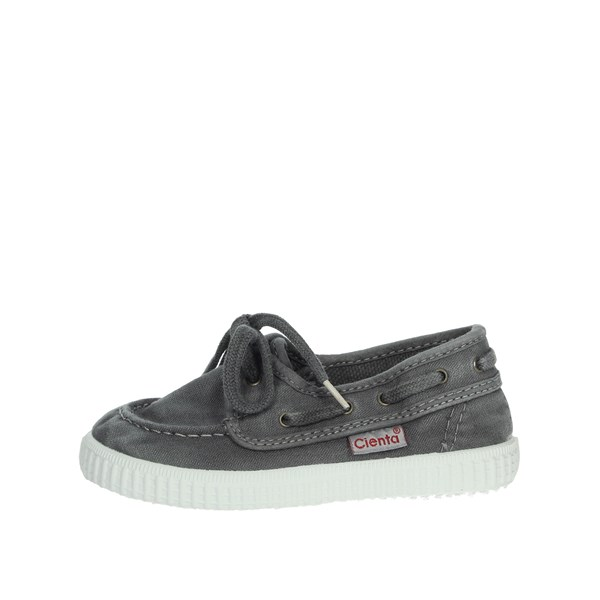 Cienta Shoes Moccasin Grey 72777