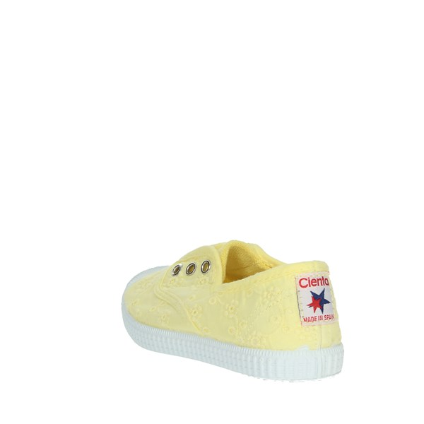 Cienta Shoes Sneakers Yellow 70998