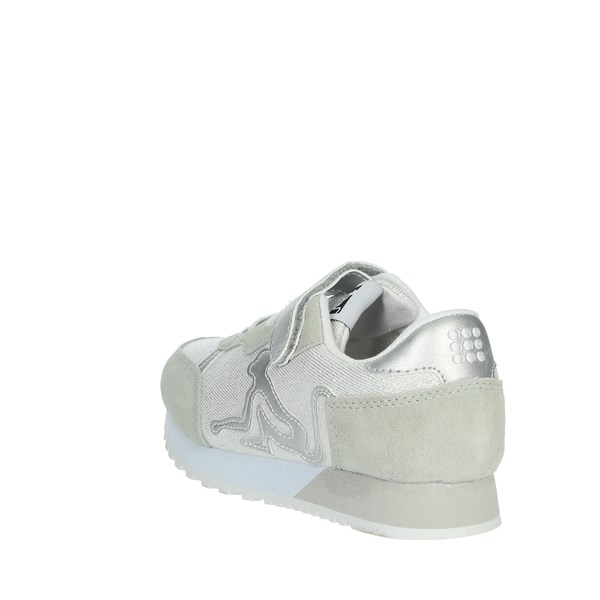 Drunknmunky Shoes Sneakers Silver PHOENIX