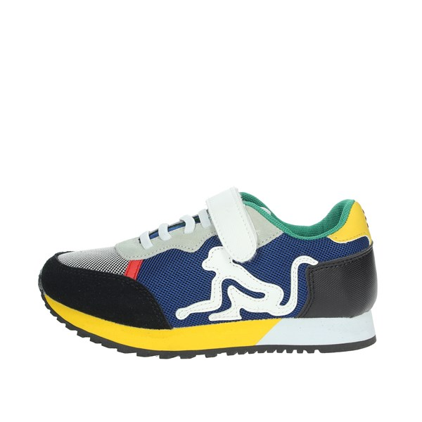Drunknmunky Shoes Sneakers Blue/White PHOENIX