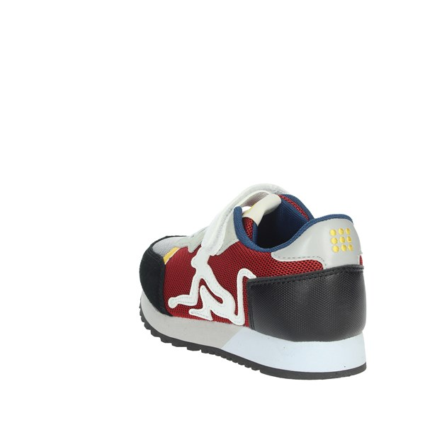Drunknmunky Shoes Sneakers White/Red PHOENIX