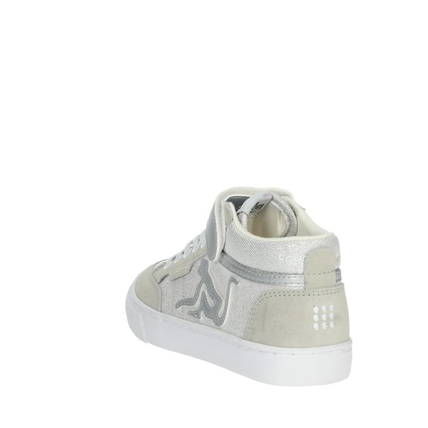 Drunknmunky Shoes Sneakers Silver BOSTON