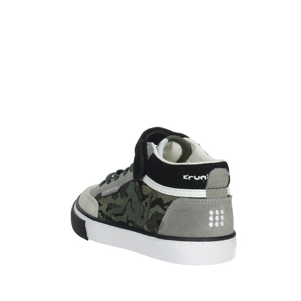 Drunknmunky Shoes Sneakers Dark Green BOSTON