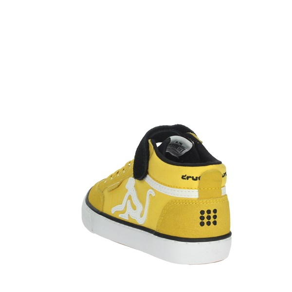 Drunknmunky Shoes Sneakers Yellow BOSTON