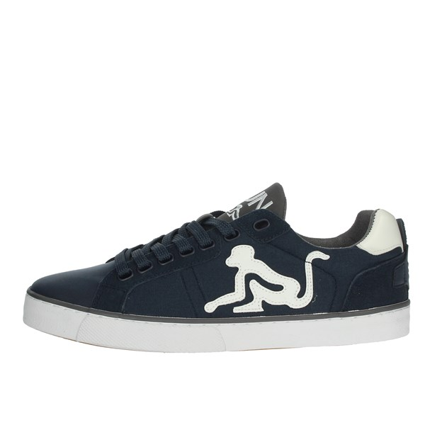 Drunknmunky Shoes Sneakers Blue NEW ENGLAND