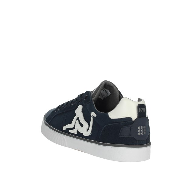 <Drunknmunky Shoes Sneakers Blue NEW ENGLAND