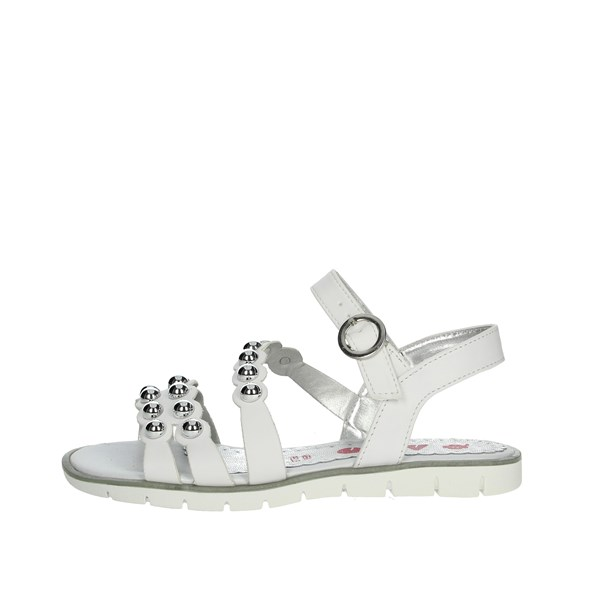 Asso Shoes Sandals White AG-1806