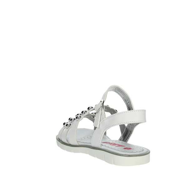 <Asso Shoes Sandals White AG-1806