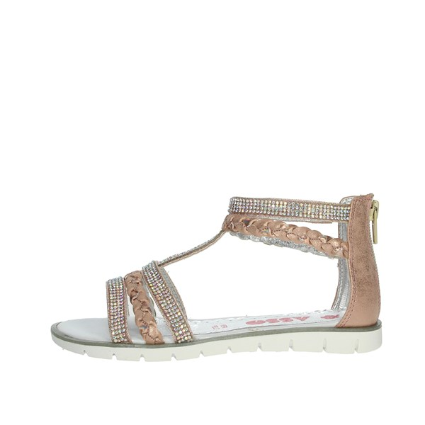 Asso Shoes Sandals Light dusty pink AG-1905