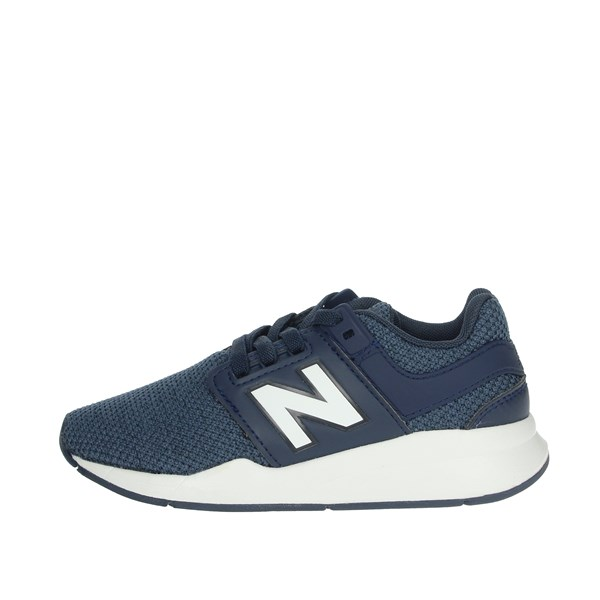 New Balance Shoes Sneakers Blue PH247AN