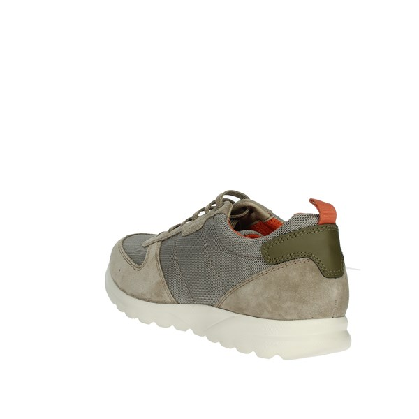 Geox Shoes Sneakers Beige U920HA