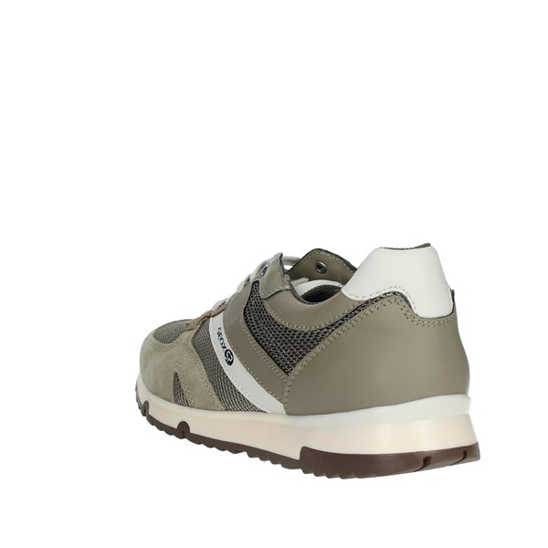 Geox Shoes Sneakers Beige U923XB