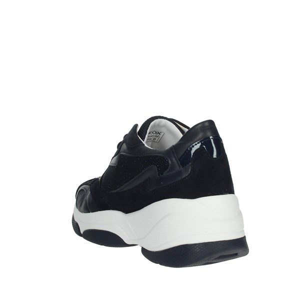 Geox Shoes Sneakers Blue D92BPB