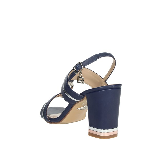 Laura Biagiotti Shoes Sandals Blue 5512