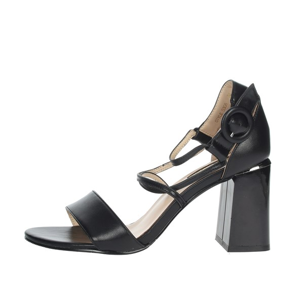 Laura Biagiotti Shoes Sandals Black 5306