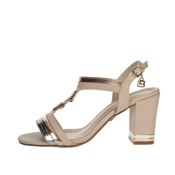 Laura Biagiotti Shoes Sandal Beige 5511
