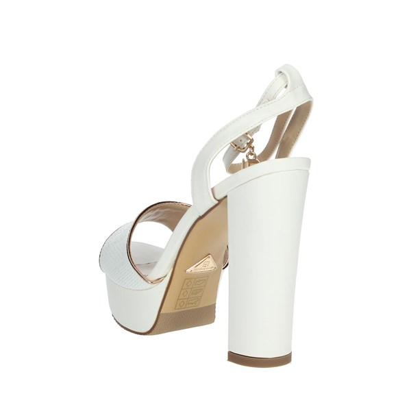 Laura Biagiotti Shoes Sandals White 5471