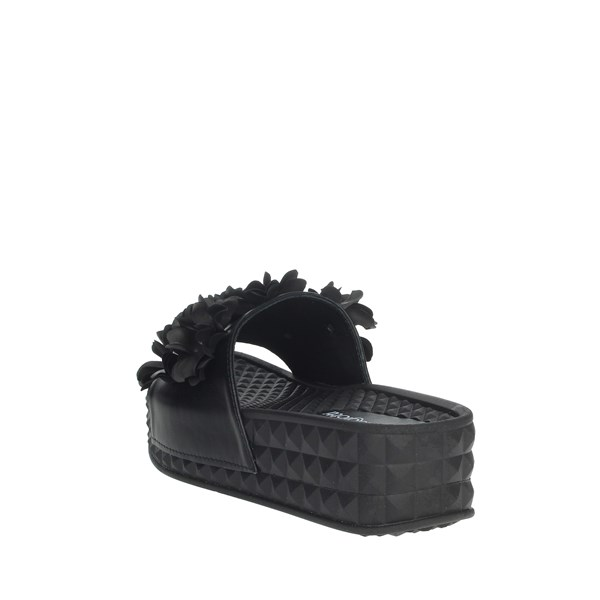 Laura Biagiotti Shoes slippers Black 5409