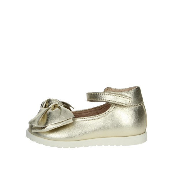 Florens Shoes Ballet Flats Platinum  W0118