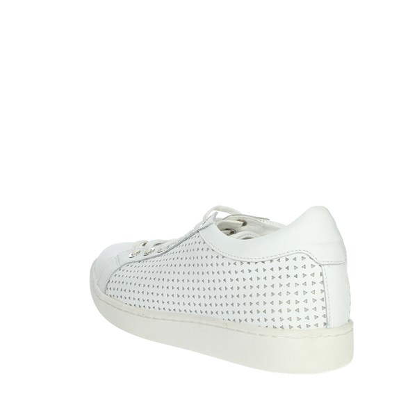 Keys Shoes Sneakers White 5533