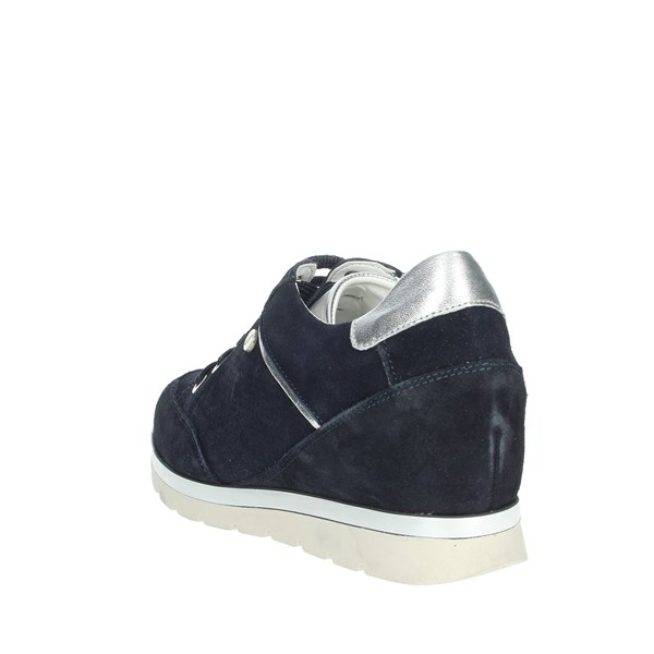 Keys Shoes Sneakers Blue 5551