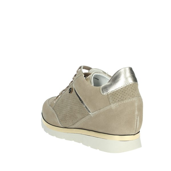 Keys Shoes Sneakers Beige 5551