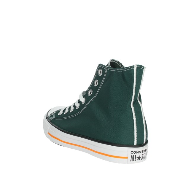 <Converse Shoes Sneakers Dark Green 164412C