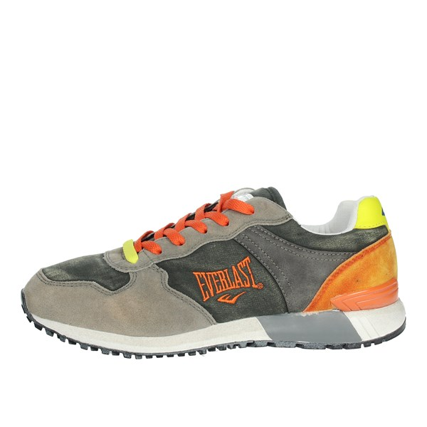 Everlast Shoes Sneakers Grey/Green MX-301