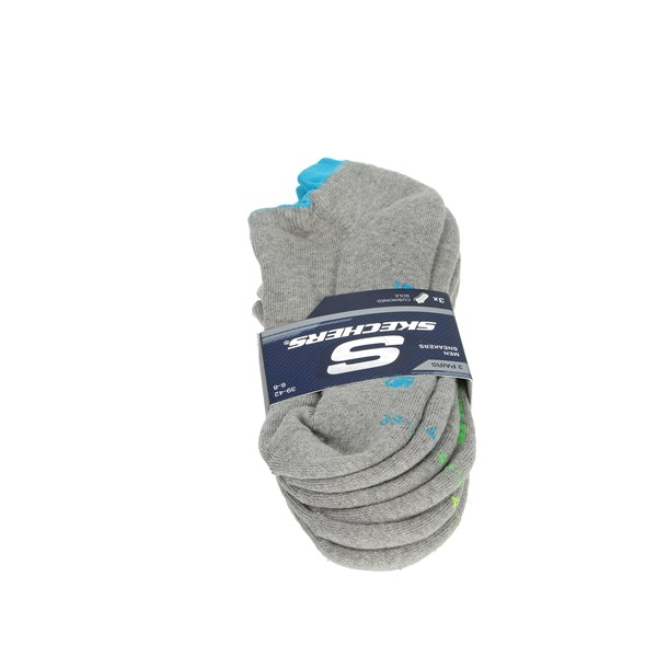 Skechers Accessories Socks Grey SK43001