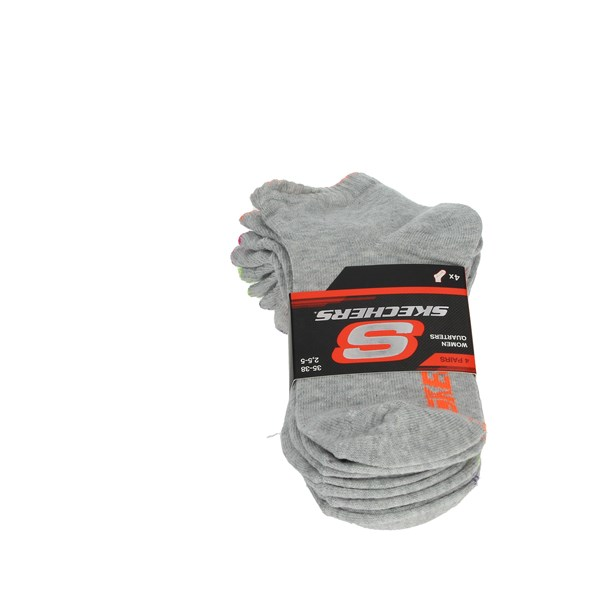 Skechers Accessories Socks Grey SK42001