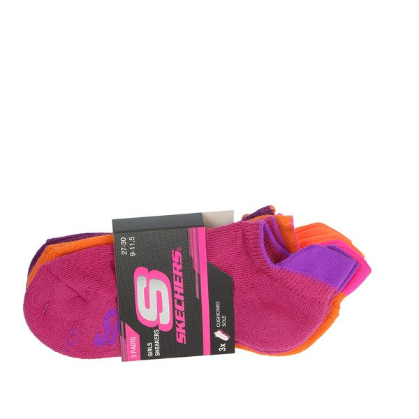 Skechers Accessories Socks Fuchsia SK43005