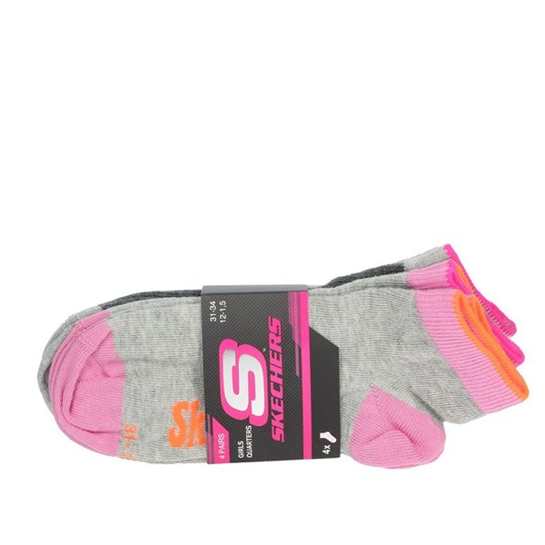Skechers Accessories Socks Grey SK42003