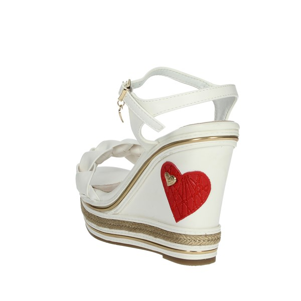 Braccialini Shoes Sandals White TA321