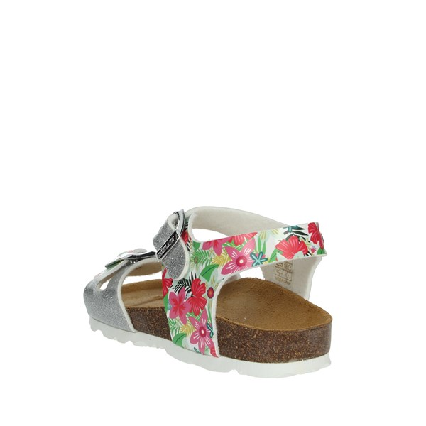 Grunland Shoes Sandals Silver SB1263-40