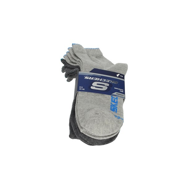 Skechers Accessories Socks Grey SK42000