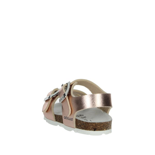 Grunland Shoes Sandals Light dusty pink SB0392-40
