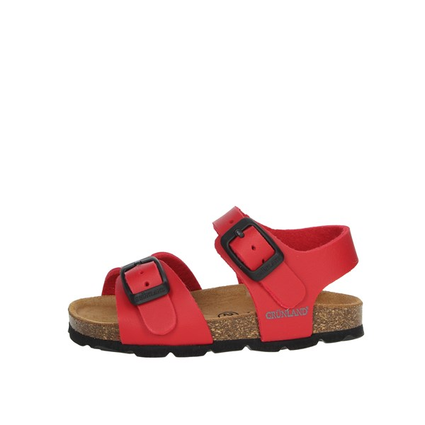 Grunland Shoes Sandals Red SB0027-40