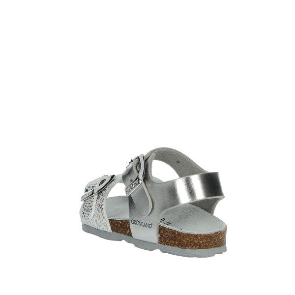 Grunland Shoes Sandals Silver SB1221-40