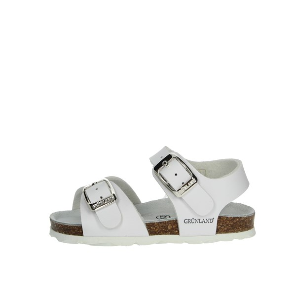 Grunland Shoes Sandals White SB0027-40