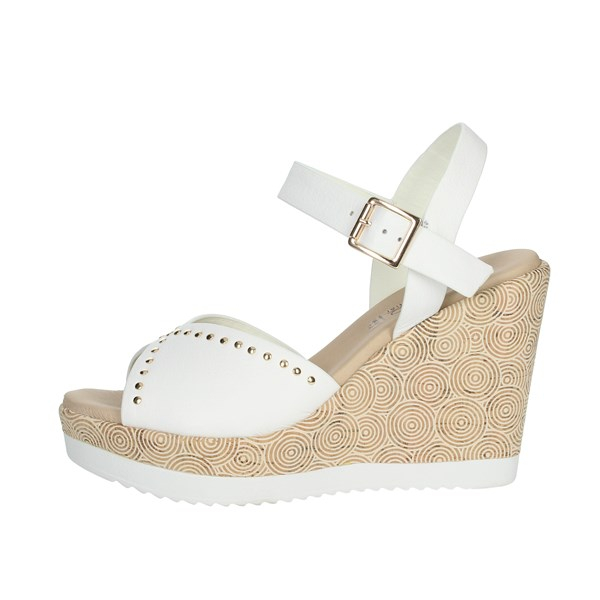 Repo Shoes Sandal White 52284-E9