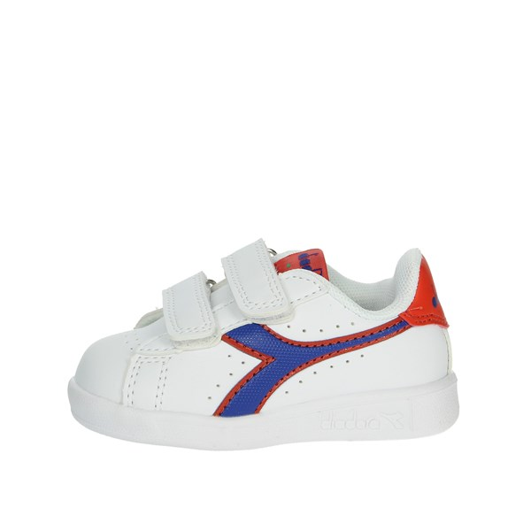 Diadora Shoes Sneakers White/Blue 101.173339 01 60050