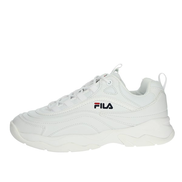 Fila Shoes Sneakers White 1010562.1FG