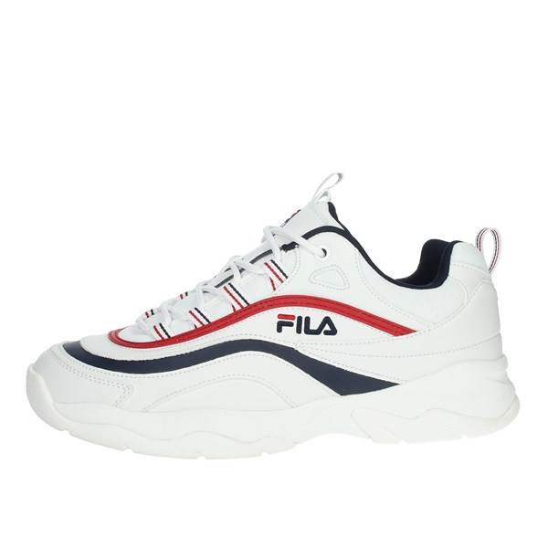 Fila Shoes Sneakers White/Blue 1010561.150