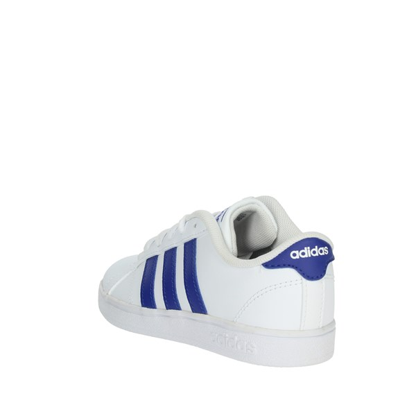 Adidas Shoes Sneakers White/Light Blue F36198