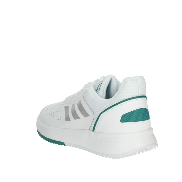 <Adidas Shoes Sneakers White F36715