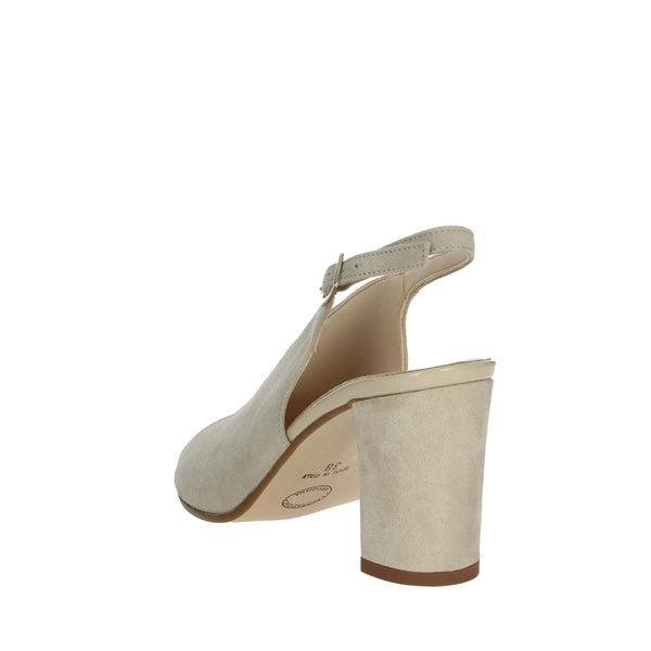 Linea Uno Shoes Sandal Beige F905SP