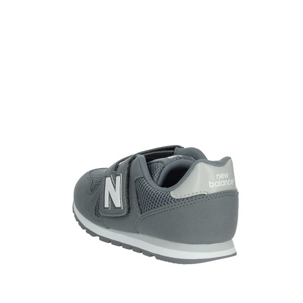 <New Balance Shoes Sneakers Grey YV373GM