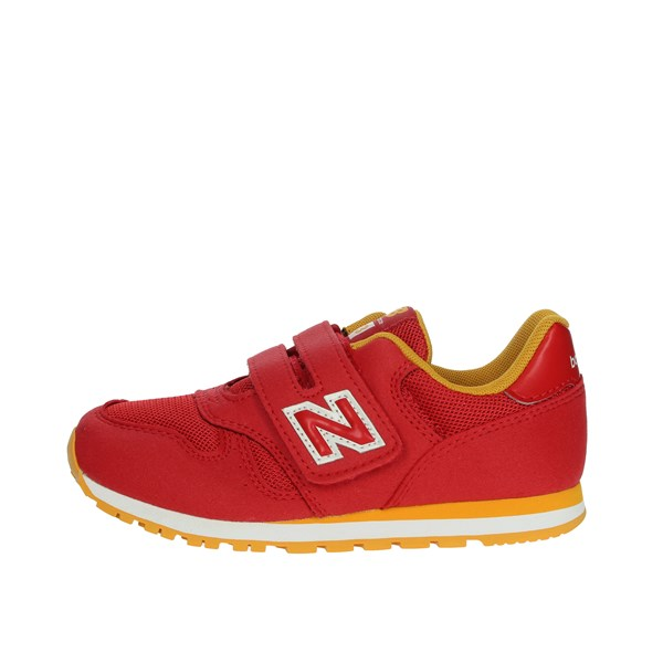 New Balance Shoes Sneakers Red YV373RP